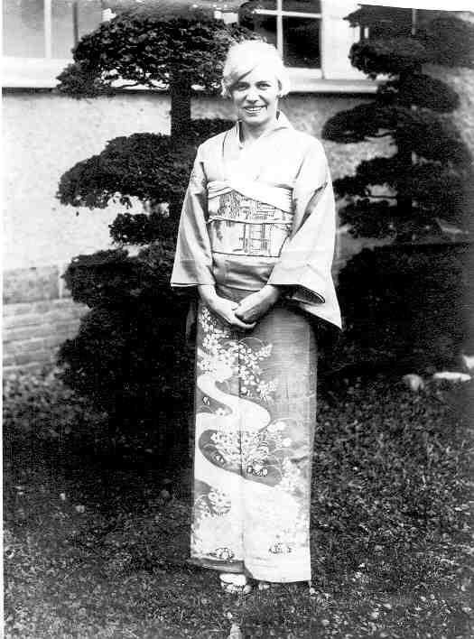 Marguerite Haven 1924-1930 Chapter 3, 4 Courtesy of Shokei Gakuin