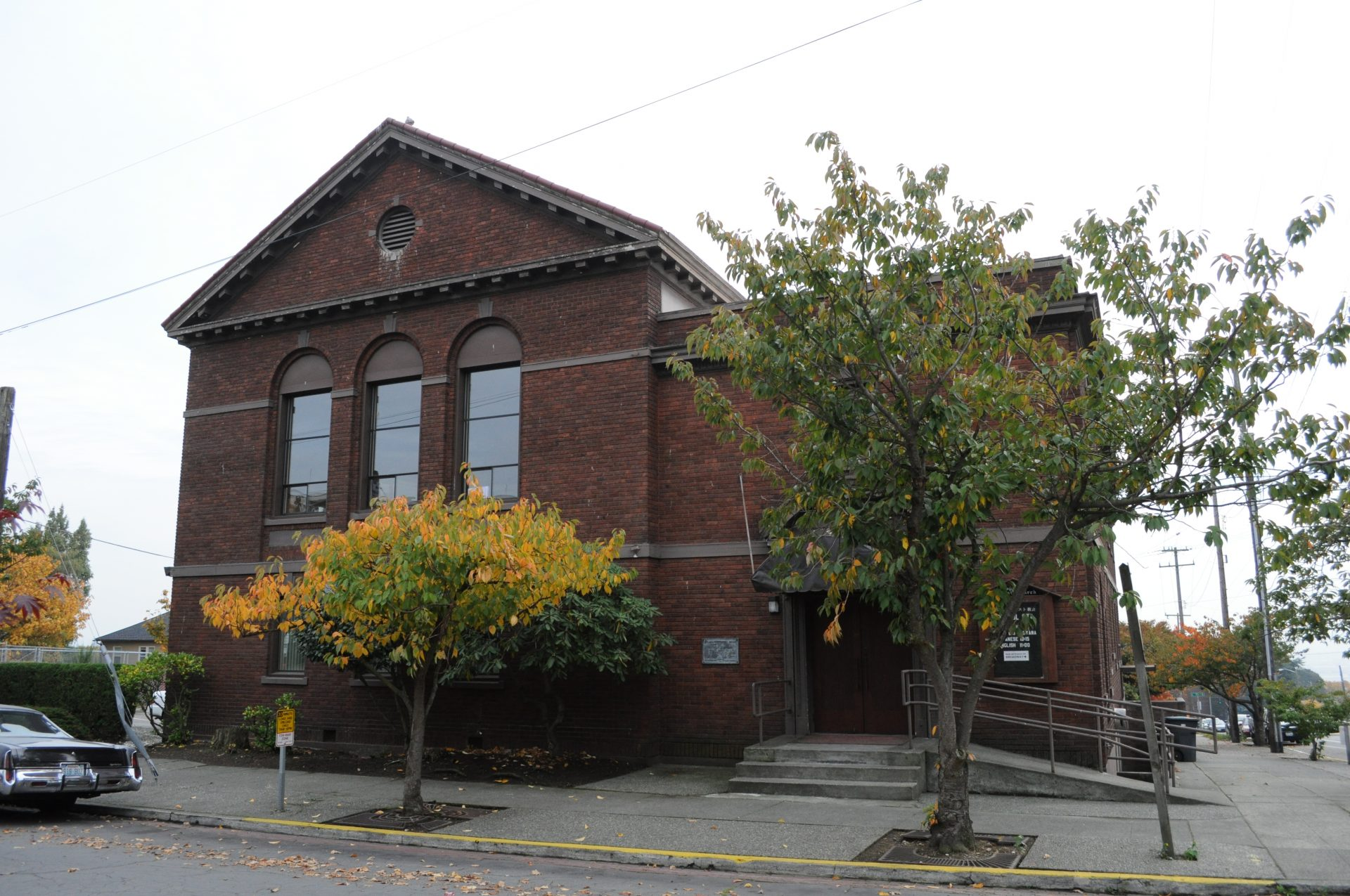 Japanese Baptist Church, Seattle, WA