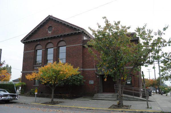 Japanese Baptist Church, Seattle, WA